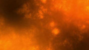 fundo de fumaça quente