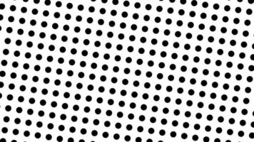 Musteranimation im Pop-Art-Stil video