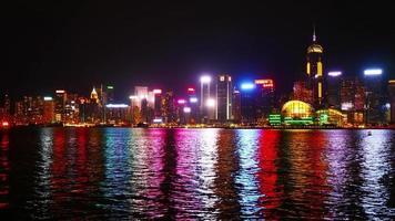 skyline de hong kong video