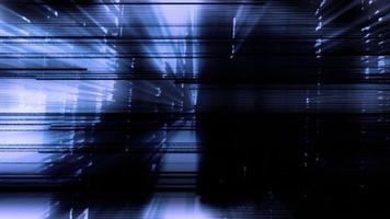 bucle de textura de fondo de luces futuristas