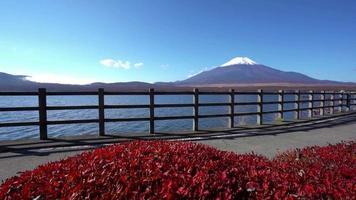 montanha fuji no japão video