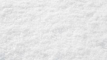 fond blanc de texture de neige fraîche