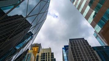 grattacieli di hong kong