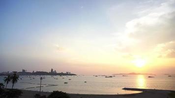 Pattaya City In Thailand video
