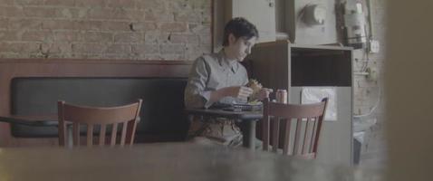 Having Lunch Alone video