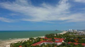 ciudad de hua hin en tailandia