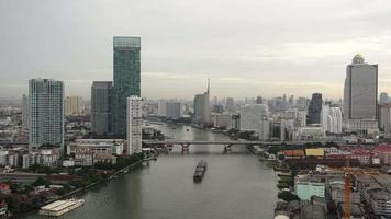 città di bangkok, thailandia video