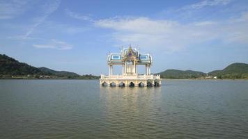 pavillon de style thaï video