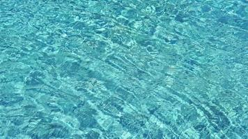 Fondo abstracto de la superficie de la piscina