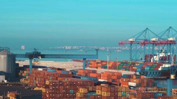il porto mercantile video
