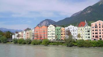 città di innsbruck in austria video