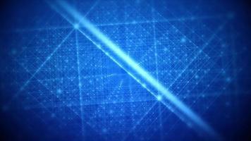 abstrakter blauer Gitterstrukturhintergrund