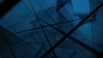 Abstract 3D Criss-cross Between Space background