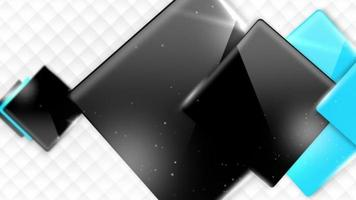 quadratische Karteikarten Hintergrund