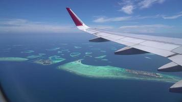Maldive Islands Top View