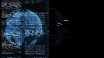 soziales Netzwerk der Erde