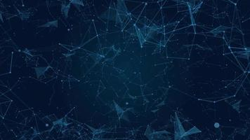 Internet-Netzwerk-Konzept video