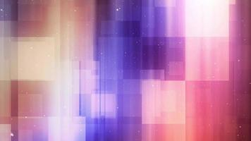 Abstract blured squares background