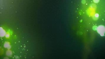 abstrakter grüner Scheinwerferhintergrund