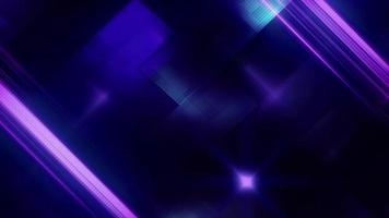 fondo de luz de neón abstracto