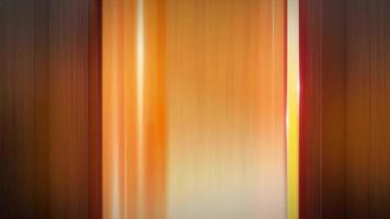 Abstract Stripes Reflection Background