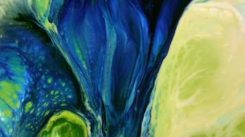 criou cores de ilusão espalhando-se pela textura do fundo