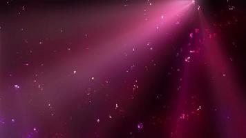 lazo de fondo de luces de colores video
