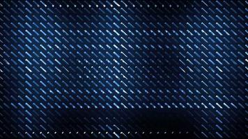 lazo de patrón digital azul oscuro