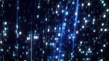 fondo de pantalla de onda digital