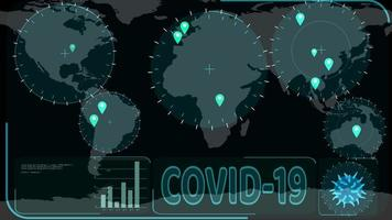 virus covid 19 en el mundo video