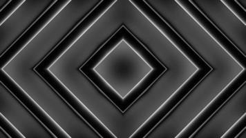bucle de fondo de cuadrados que se encogen