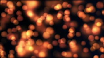 Distant Bokeh Lights