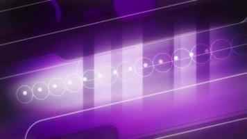 Abstract purple geometric background