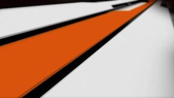 barras de rayas tecnológicas abstractas
