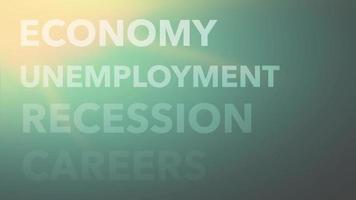 modelo de palavras-chave econômicas