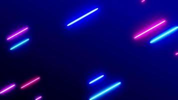 lluvia de rayo láser de luz video