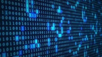 una representación digital de datos interpretados por un sistema informático video