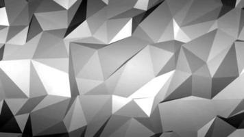 fundo cinza e preto geométrico video