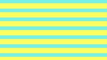 animação de linha de padrão colorido