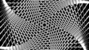 diseño futurista geométrico