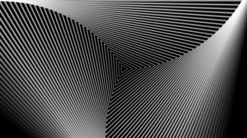 Abstract Triangular Design Background