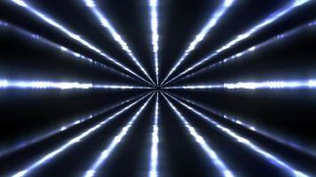 bucle de energía eléctrica abstracta