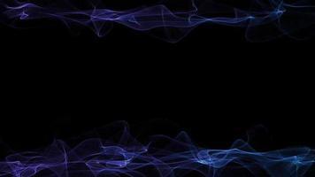 fondo de ondas de energía