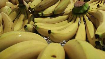 racimo de plátanos video