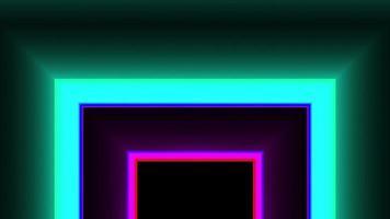 padrão colorido brilhante abstrato video