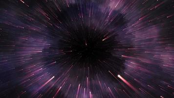 fundo espacial de ficção científica
