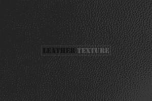 Vintage old leather vector