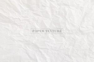 textura de papel arrugado vector