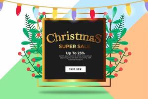 Super Sale Up To 25 percent Template