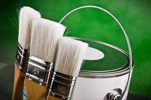 paint brush photo
